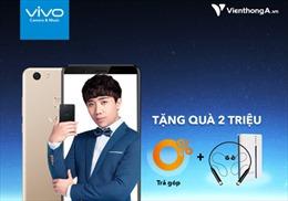 Mua Vivo V7, nhận trọn bộ quà sành điệu tại Viễn Thông A