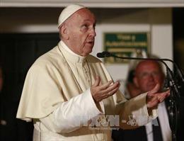 Giáo hoàng bày tỏ 'rất lo ngại' về vòng xoáy bạo lực tại Trung Đông