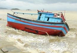 Vũng Tàu: Tàu cá chìm chưa rõ nguyên nhân, 6 thuyền viên mất tích