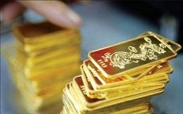 Đồng USD giảm, hỗ trợ cho giá vàng tăng nhẹ