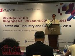 Taitra xúc tiến ngành công nghiệp AIoT đến Việt Nam