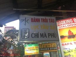 Quán bánh trôi tàu của cố nghệ sĩ Phạm Bằng chính thức mở cửa trở lại