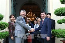 Thành phố Hồ Chí Minh và Italia tăng cường kết nối hợp tác đầu tư