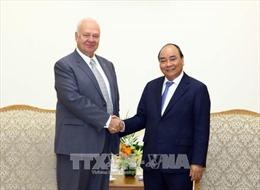 Xúc tiến triển khai chương trình ưu tiên hợp tác Việt - Nga