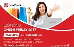 SeABank khuyến mại lớn cho chủ thẻ Quốc tế