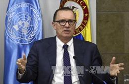Quan chức LHQ gặp Đại sứ Triều Tiên trước cuộc họp kín của HĐBA