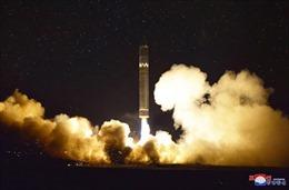 Quốc hội Hàn Quốc thông qua nghị quyết lên án vụ thử tên lửa của Triều Tiên