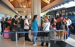 Sân bay quốc tế đảo Bali hoạt động trở lại khi bớt bụi núi lửa