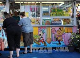 Nguy cơ khủng hoảng béo phì tại Mỹ