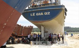 Yêu cầu hai công ty đóng tàu vỏ thép bồi thường gần 37 tỷ đồng