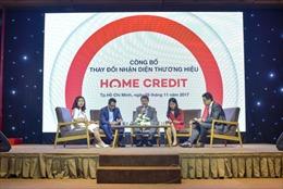Home Credit Việt Nam công bố thay đổi nhận diện thương hiệu