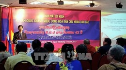 Vun đắp tình đoàn kết đặc biệt giữa Việt Nam - Lào