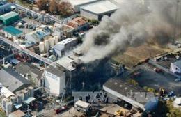 Nổ nhà máy hóa chất ở Séc, 6 người chết