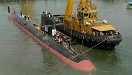 Ấn Độ bắt đầu tiến trình đóng 6 tàu ngầm chạy bằng năng lượng hạt nhân