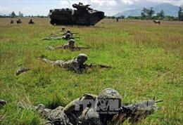 Mỹ - Philippines nhất trí tăng cường hợp tác chống khủng bố
