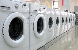 Đề xuất biện pháp tự vệ đối với máy giặt dân dụng cỡ lớn nhập khẩu