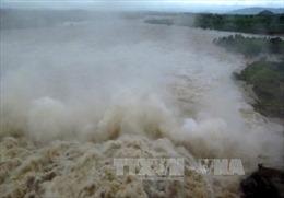 Thủy điện tại Phú Yên tăng lưu lượng xả lũ, hạ du có thể bị ngập