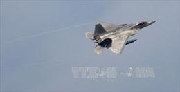 Triều Tiên vừa phóng 'siêu tên lửa', Mỹ điều phi đội F-22 Raptor tới Hàn Quốc tập trận
