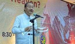 Philippines thông báo tham vấn với Trung Quốc về Biển Đông