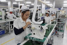 Chỉ số sản xuất toàn ngành công nghiệp tăng hơn 17%