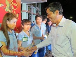 TP Hồ Chí Minh chăm lo Tết Mậu Tuất sớm cho người lao động