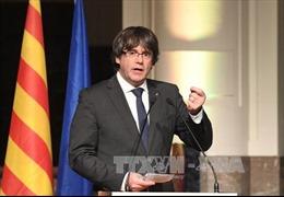 Bỉ hoãn quyết định dẫn độ cựu Thủ hiến Catalonia đến 14/12