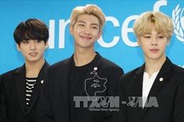 Nhóm nhạc Hàn Quốc có bản hit 'làm mưa làm gió' ở Mỹ