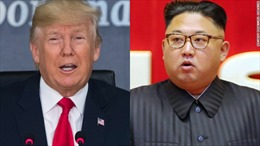 Tổng thống Donald Trump và nhà lãnh đạo Kim Jong-un lọt top ứng viên 'Nhân vật của năm'