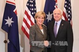 Mỹ, Australia cần đối phó kỹ thuật quân sự với Trung Quốc