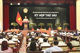 Vấn đề dân sinh làm 'nóng' nghị trường HĐND TP Hồ Chí Minh