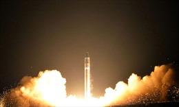 Chuyên gia phát hiện điểm bất thường trong ảnh tên lửa Triều Tiên