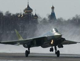 Nga thử nghiệm động cơ mới cho máy bay tiêm kích Su-57