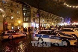 Đức sơ tán một tòa nhà do bưu kiện khả nghi