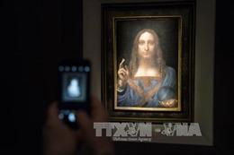 Truy tìm người bí ẩn chi 450 triệu USD mua kiệt tác 'Đấng cứu thế' của Leonardo da Vinci