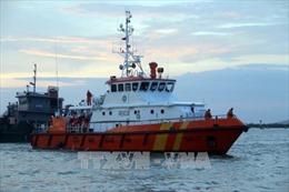 Tìm thấy 2 thi thể cuối cùng trong vụ chìm tàu cá gần mũi Vũng Tàu