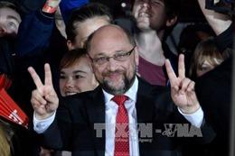 Đức: SPD thống nhất phương án đàm phán với đảng bà Merkel