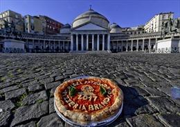 UNESCO tôn vinh nghệ thuật làm bánh Pizza Napoli