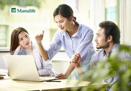 Manulife Việt Nam ra mắt sản phẩm 'Điểm tựa Đầu tư'