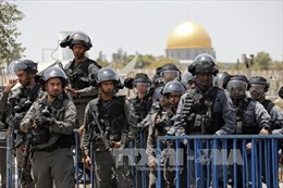 Điểm nóng Jerusalem: Israel điều hàng trăm cảnh sát nhằm ngăn chặn bạo động
