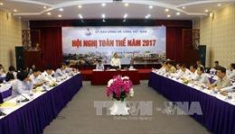 Hội nghị toàn thể Ủy ban sông Mê Công Việt Nam