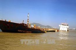 Lập Tổ công tác đặc biệt trực tiếp chỉ đạo trục vớt tàu hàng chìm ở biển Quy Nhơn
