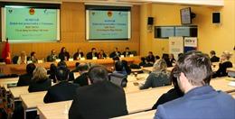 Việt Nam có thể cung ứng nguồn nhân lực chất lượng cho Séc