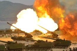 Triều Tiên sẽ đáp trả không thương tiếc nếu bị phong tỏa đường biển