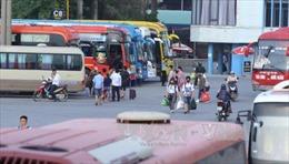 Bến xe Hà Nội lo đối phó ùn tắc khách dịp Tết