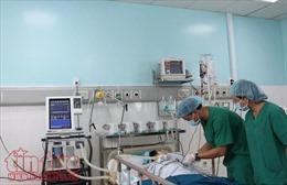Bệnh viện tuyến quận đầu tiên thực hiện phẫu thuật tim hở