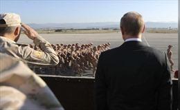 Mỹ 'nghi ngờ' tuyên bố chiến thắng quân sự của Nga tại Syria