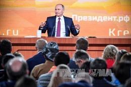 Tổng thống Putin hy vọng quan hệ Nga-Mỹ sẽ bình thường hóa