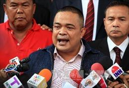 Thái Lan: Thủ lĩnh phe Áo đỏ bị phạt 12 tháng tù giam
