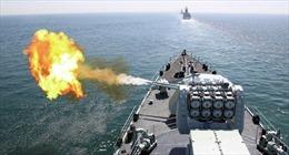 Tại sao Trung Quốc tập trận bắn đạn thật gần Triều Tiên?