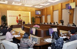 Ban tổ chức Diễn đàn Nghị viện châu Á- Thái Bình Dương họp lần thứ ba